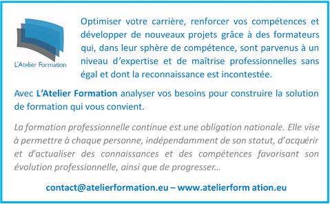 L'Atelier Formation - Aix-en-Provence