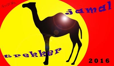 49991 chameau bible panneau