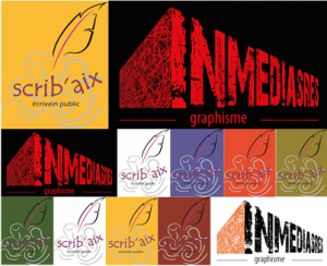 Scrib'Aix  -  InMediasRes